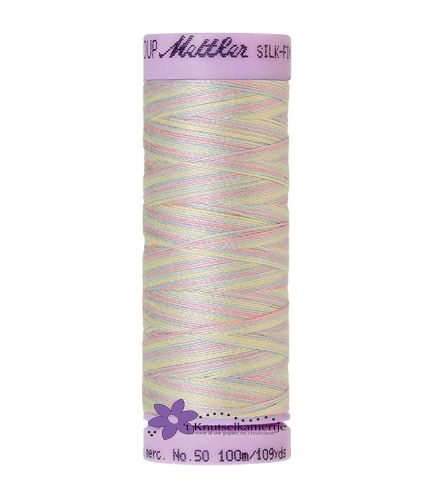 Kleurnr. 9826 Gemeleerd Silk Finish Multi