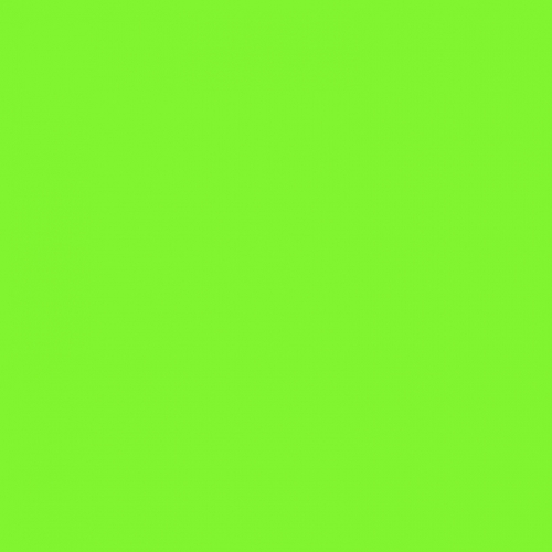 Flockfolie Fluor Green
