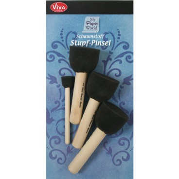 Sponge Brushes set