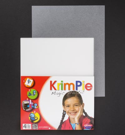 Krimpie Magic Plastic Frosted