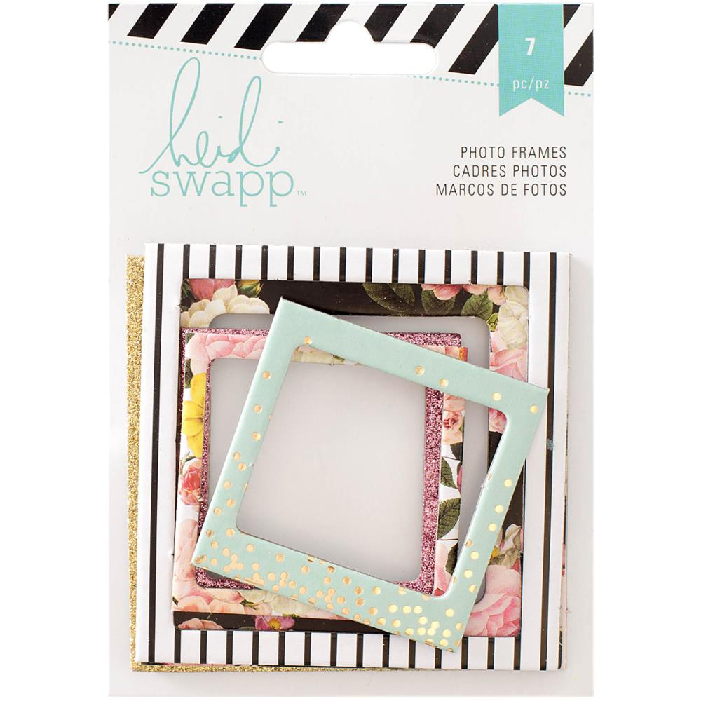 Heidi Swapp - Memory Planner Photo Frames - 7pcs