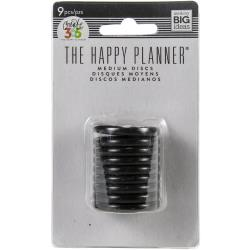 Happy Planner Discs Black 1.25