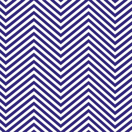 Flexfolie Chemica Blue Chevron
