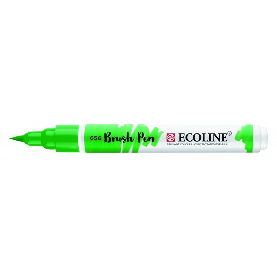 Ecoline Brush Pen Woudgroen