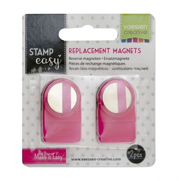 Vaessen Creative - Stamp Easy - Replacement Magnets - 2pcs