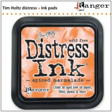 Distress Inkt  Spiced Marmelade   (Ranger) Mini