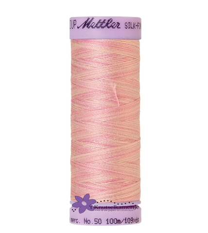 Kleurnr. 9837 Gemeleerd Silk Finish Multi