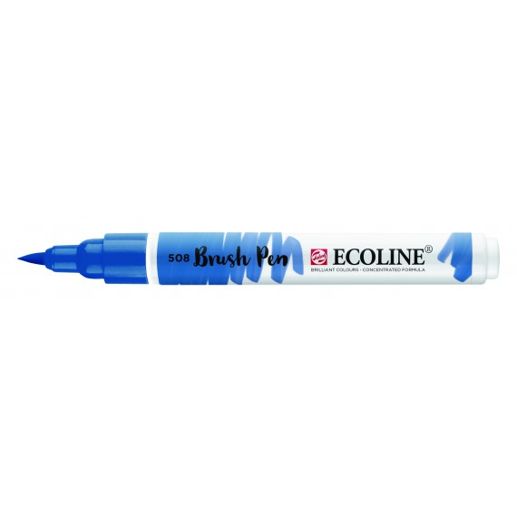 Ecoline Brush Pen Pruisischblauw