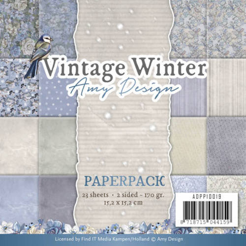 Amy Design - Vintage Winter