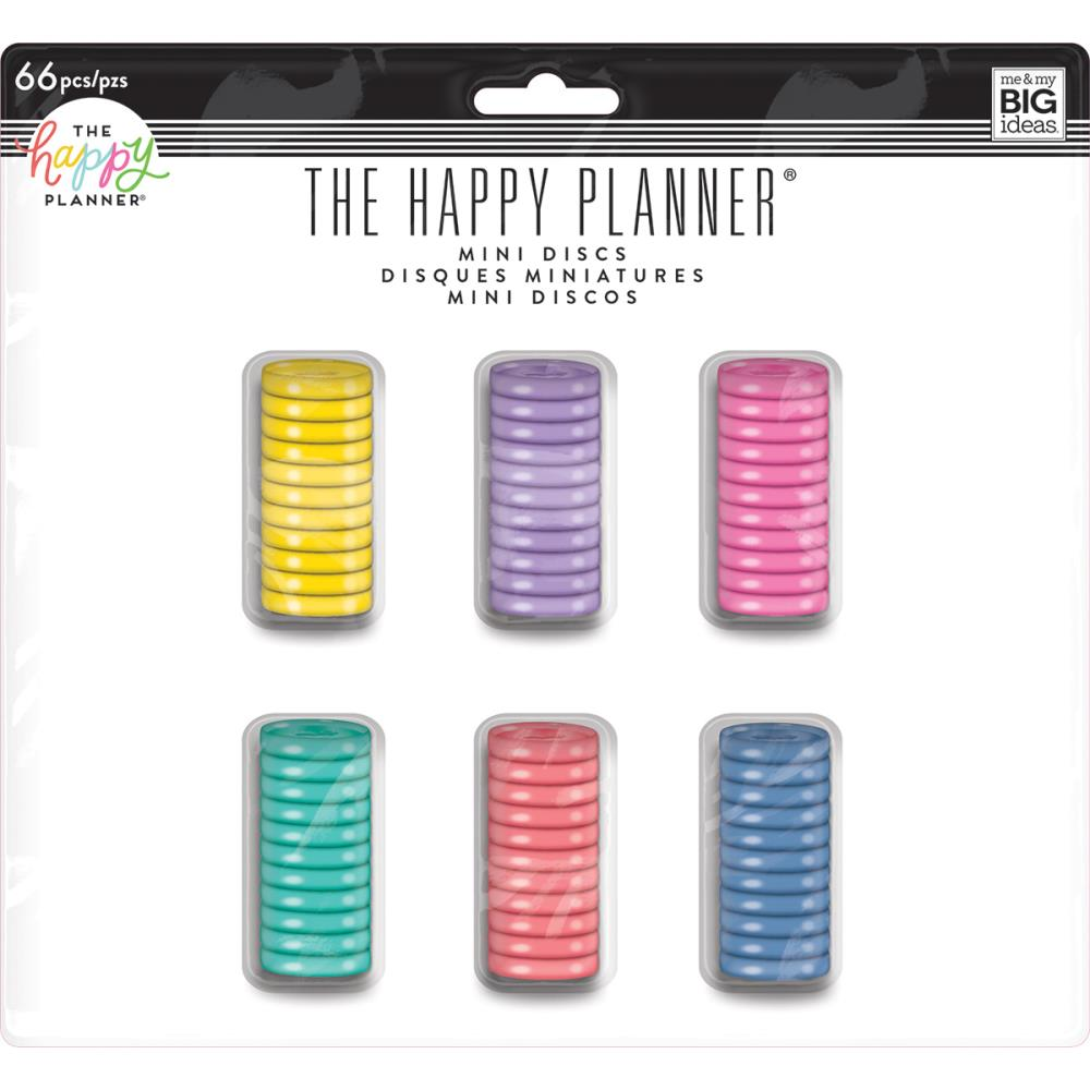 Happy Planner mini - Discs 0.75