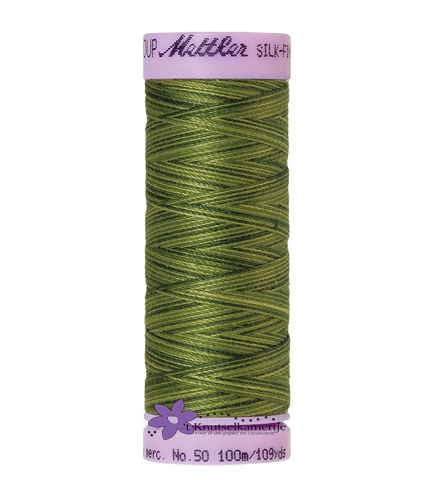 Kleurnr. 9818 Gemeleerd Silk Finish Multi
