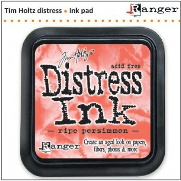 Ripe Persimmon  Distress Inkt  (Ranger) Mini