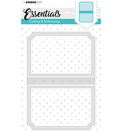 Essentials Embossing Die Cut Stencil Nr97