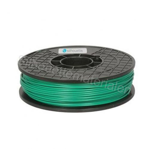 Silhouette - Alta - Filament 1.75mm - Green PLA - 0.5kg - 1pcs