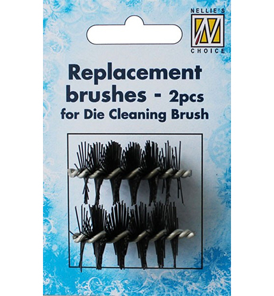 Spare Brushes for Die Cleaning Brush