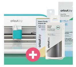 PROMO! - Cricut Joy Machine EU/UK Plug + free accessories