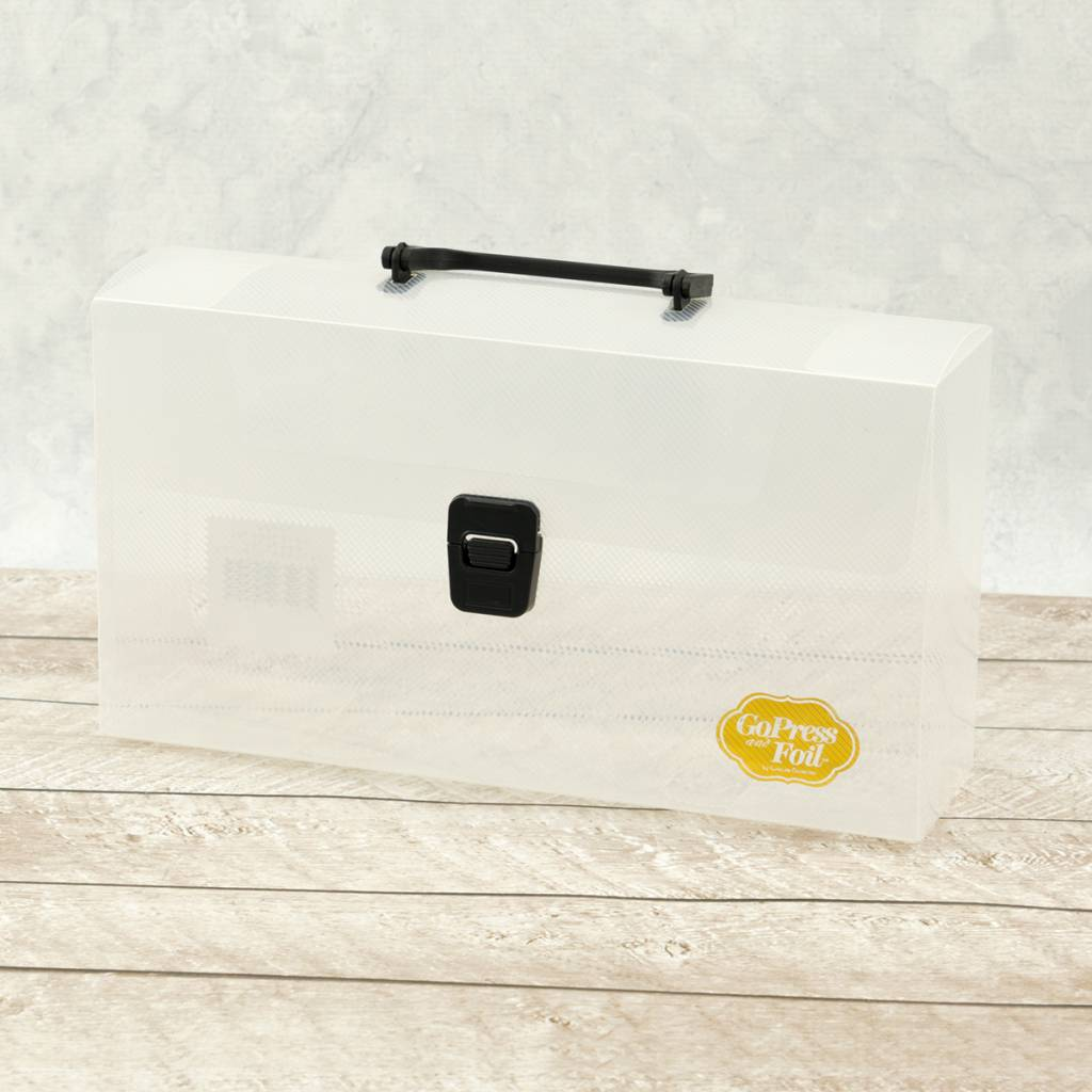 Couture Creations - GoPress - Storage Box