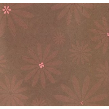K&Company BW Neopolitan Chocolate Daisies Flat Paper