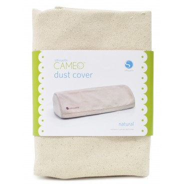 Dust cover for SILHOUETTE-CAMEO, Natural