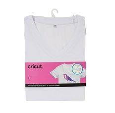 Cricut V-Neck T-Shirt Blank XXL