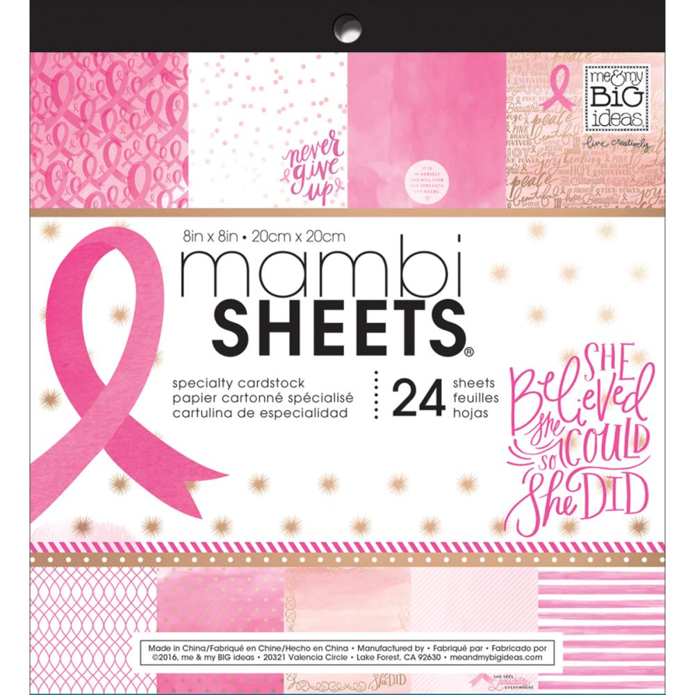 Mambi Single-Sided Paper Pad 8