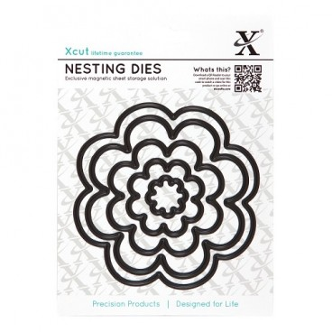 Nesting Dies - Bloom (5pcs)