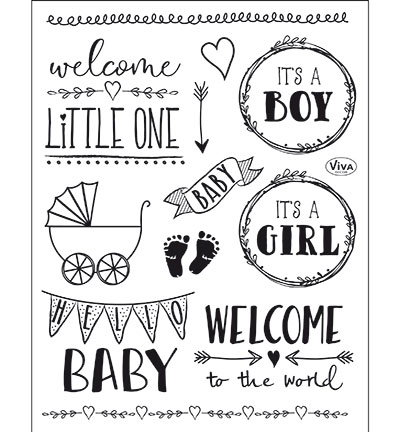 Viva Decor - Hello Baby