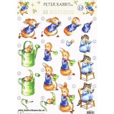 Peter Rabbit  Studio Light