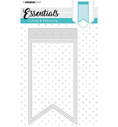 Essentials Embossing Die Cut Stencil Nr96