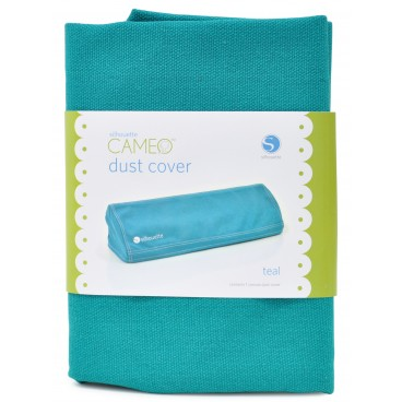 Dust cover for SILHOUETTE-CAMEO, Teal