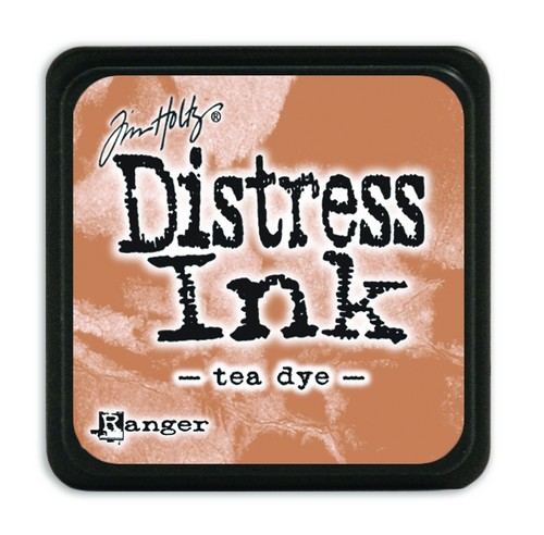Tea Dye Distress Inkt  (Ranger) Mini
