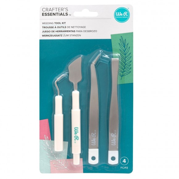 We R Memory Keepers  Weeding tool kit 4 piece