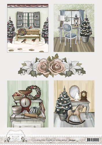 Amy Design - Borchante Christmas - Pictures