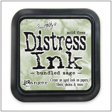 Bundled Sage  Distress Inkt  (Ranger) Mini