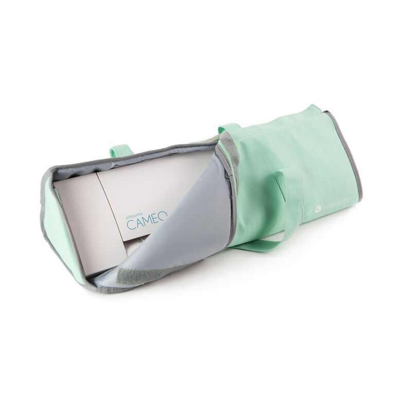 CAMEO1 + 2  Light Tote - Green (with padding)