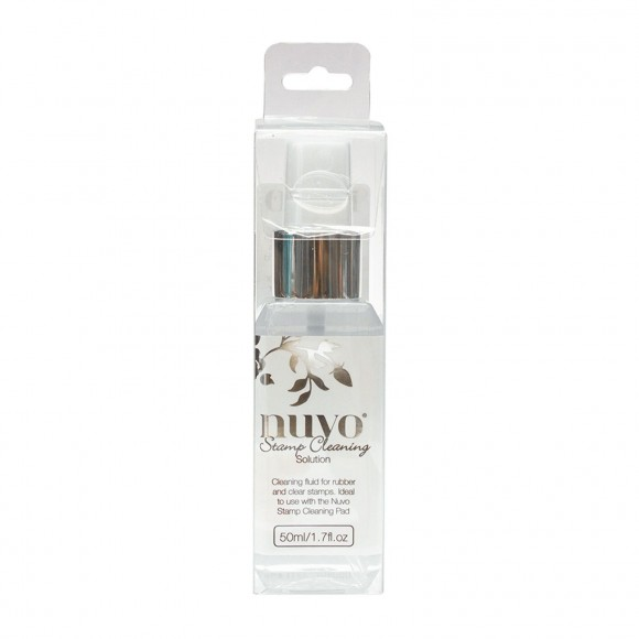 Tonic Studios Nuvo stamp cleaning solution 50ml
