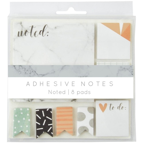 Kaisercraft Adhesive Notes (Noted)
