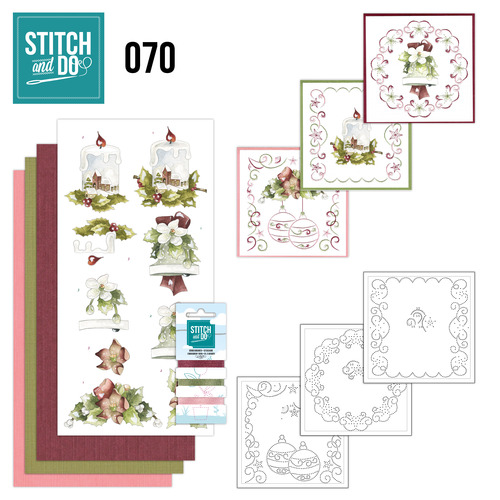 Stitch and Do 70 - Christmas