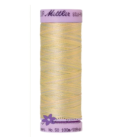 Kleurnr. 9844 Gemeleerd Silk Finish Multi