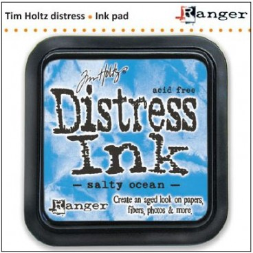 Salty Ocean  Distress Inkt  (Ranger) Mini