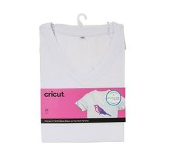Cricut V-Neck T-Shirt Blank L