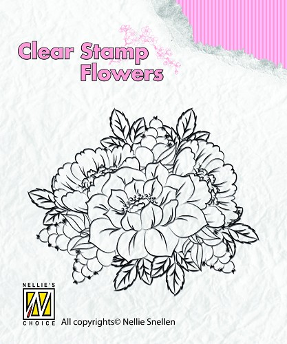 Flowers Kingcups Clearstamps