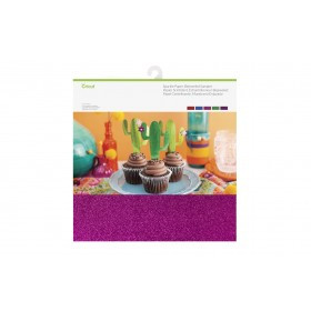 Cricut - Sparkle Paper - Bejeweled  Sampler - 12 in.x12 in. (10pcs)
