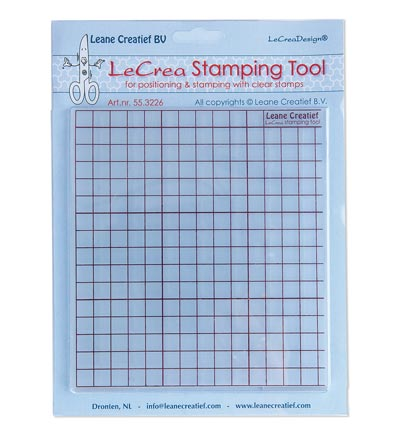 Stamping Tool voor clear stamps