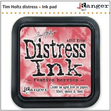 Festive Berries  Distress Inkt  (Ranger) Mini