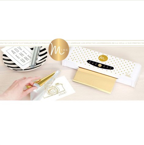 Minc Foil Applicator & Starter Kit  EU versie