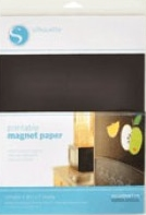 Silhouette Printable Magnetpaper