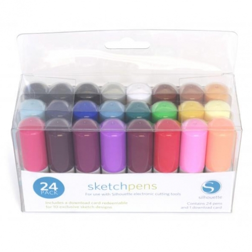 Sketch Pens Kit 24st
