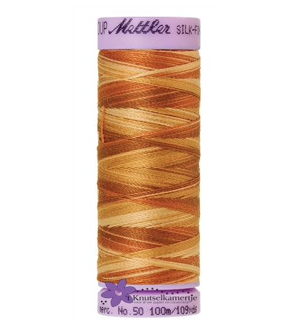 Kleurnr. 9853 Gemeleerd Silk Finish Multi