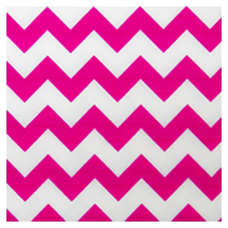 Flexfolie Chemica Big Pink Chevron
